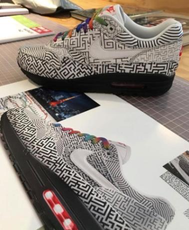 Tokio - Nike Air Max 1 'Tokyo Maze'