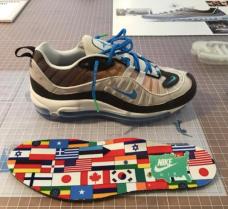 Nueva York - Nike Air Max 98 'La Mezcla'