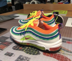 Londres - Nike Air Max 97 'London Summer of Love'
