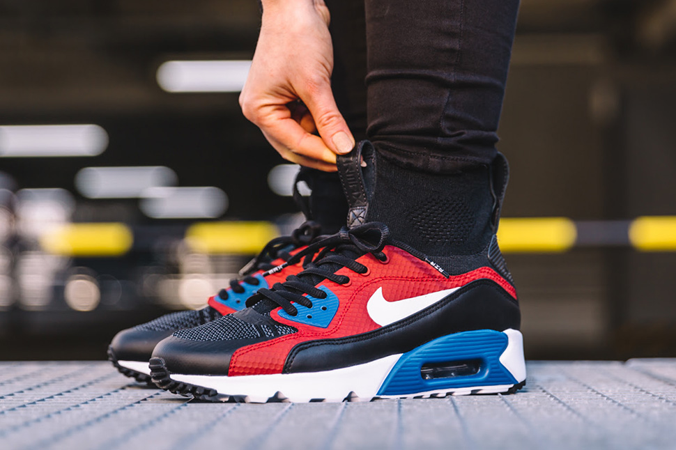 Nike Air Max 90 Ultra Superfly T By Tinker Hatfield | Detail
