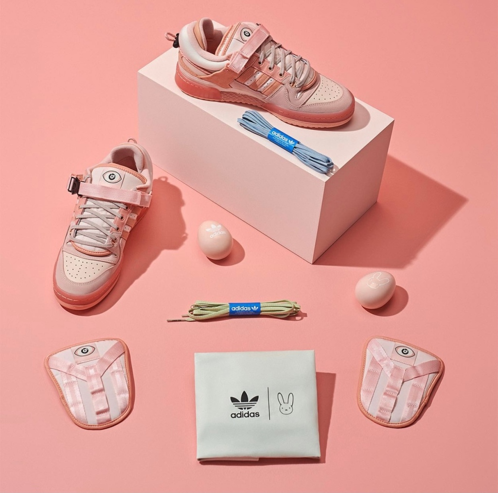 """Bad Bunny x Forum Low """"Easter Egg"""""""